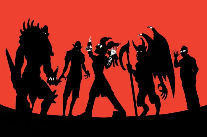 Big Bad Evil Guys