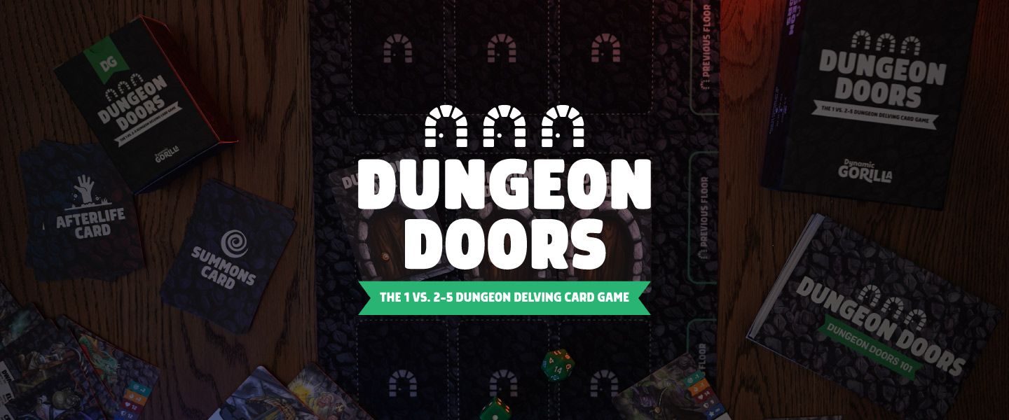 Dungeon Doors Header