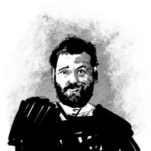 Kyle Self Portrait